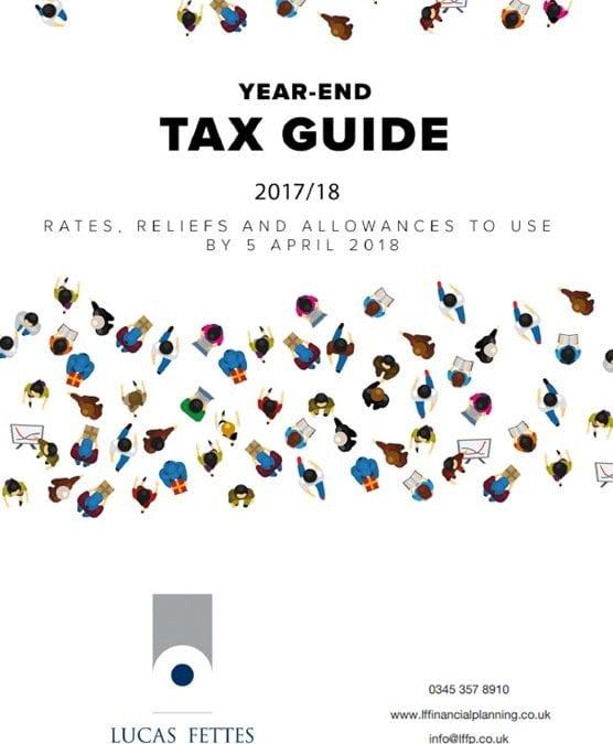 Year End Tax Guide 2017/18
