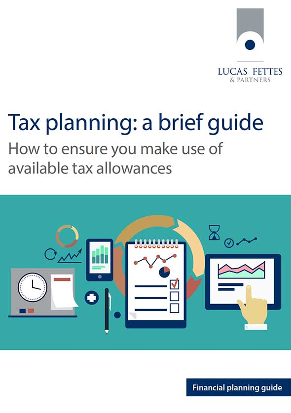 tax planning: a brief guide