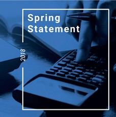 Spring Statement report and key announcements