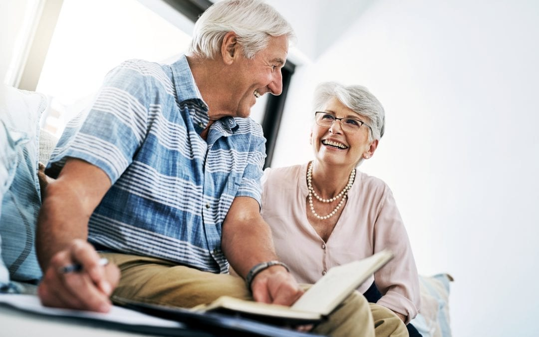 Pension options for over-55s