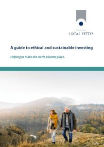 A guide to ethical and sustainable investing