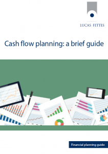Cash flow planning: a brief guide