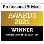 Lucas Fettes Financial Planning awarded Adviser Firm of the Year - UK